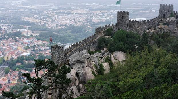 Castelo dos Mouros (Foto: Divulgao)