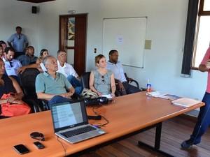Foram realizadas 11 reuniões com representantes da sociedade civil organizada. (Foto: Maurício Rocha / Ascom Rio das Ostras)