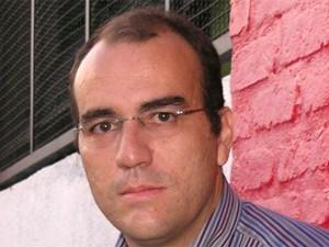 Leonardo Attuch, jornalista que administra o blog Brasil 247 (Foto: Reprodução/Facebook)