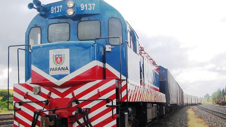 ferrovia, trem, Ferroeste (Foto: Jorge Woll)