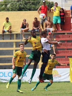 Campeonato Capixaba Série B 2015: Tupy-ES x Doze (Foto: Divulgação/Doze FC)