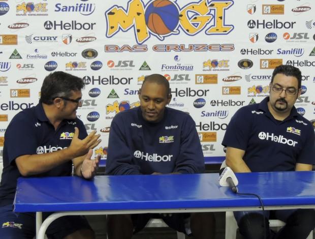 marcus vinicius reforço mogi basquete (Foto: Rodrigo Mariano)