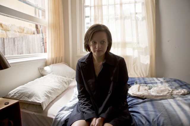Elisabeth Moss em 'Top of the lake' (Foto: Lisa Tomasetti/BBC)