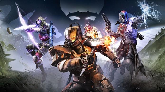 Destiny na Xbox Live (Foto: Divulgação/Activision)