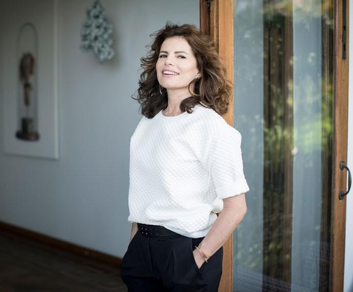 Débora Bloch se despede de Lígia (Foto: Daryan Dornelles)