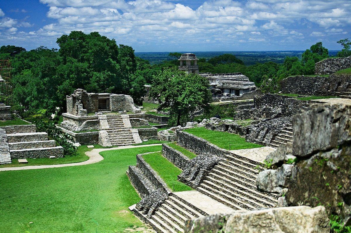 Mundo Perdido; Tikal; Maia (Foto: Wikicommus)