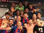 Mathieu se explica por gesto obsceno após vitória do Barcelona sobre o PSG