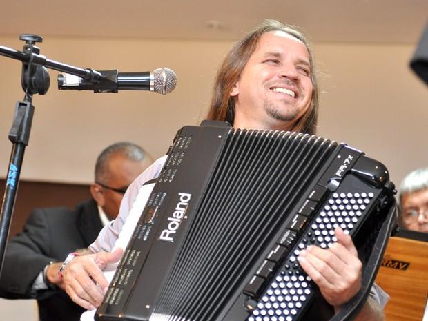 Dorgival Dantas, músico (Foto: Divulgação/Assessoria)