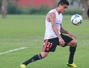 Ney Franco comanda treino do Flamengo (Foto: Gilvan de Souza/Fla Imagem)
