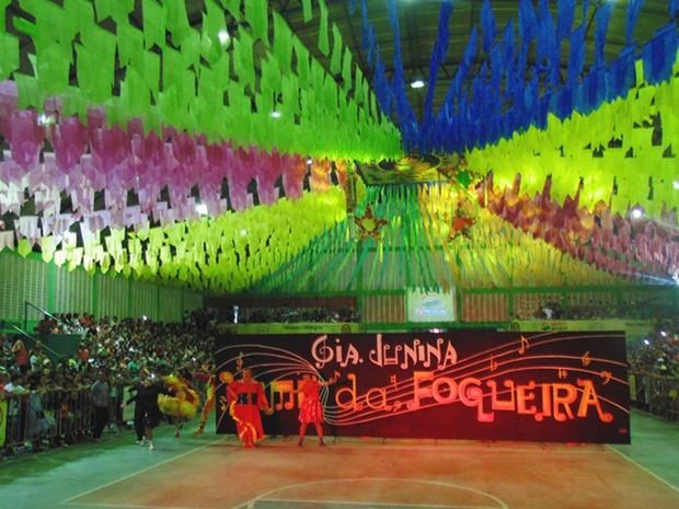 Grande final será no dia 23 de junho (Foto: Cinthia Macedo/Inter TV Cabugi)