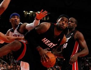 NBA basquete LeBron James Miami Heat (Foto: Getty Images)