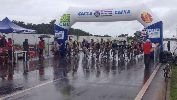 ranking de ciclismo (Foto: Rafael Moreira/GE-AP)
