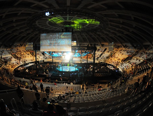 UFC Rio 5 Maracanazinho (Foto: André Durão / Globoesporte.com)