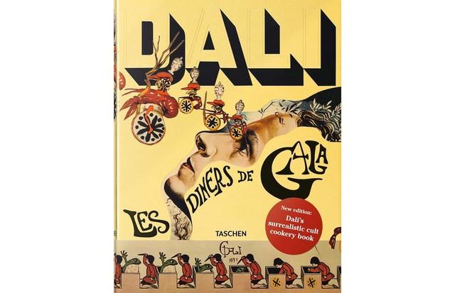O livro Dalí: Les Dîners de Gala (Foto: Reprodução)