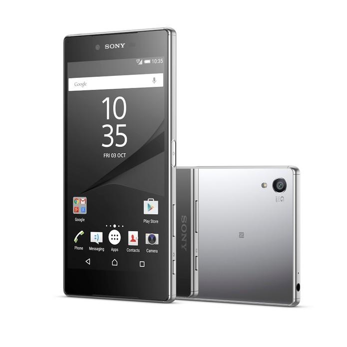 Xperia Z5 Premium (Foto: Divulgação/Sony)