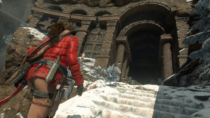 Rise of the Tomb Raider: saiba como baixar a versão de testes exclusiva do Xbox One (Foto: Divulgação/Square Enix)