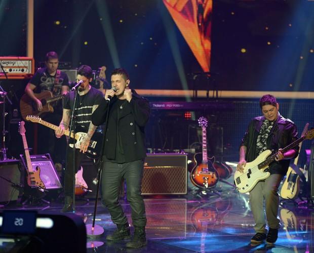 Malta palco Top 12 (Foto: Camila Serejo/TV Globo)