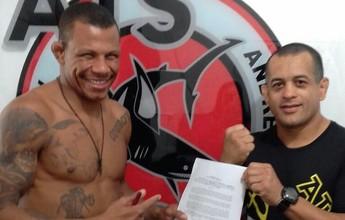 BLOG: Após vitória, Cowboy renova contrato com o Ultimate por mais quatro lutas