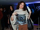 Marisa Orth e mais famosos vão a show do pianista Ahmad Jamal