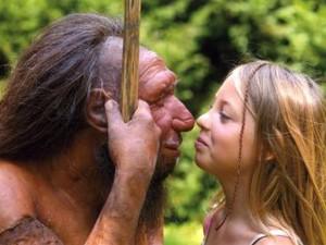 Neandertal não conviveu com homem moderno, diz estudo (Foto: Divulgação/ Neanderthal Museum (Alemanha))