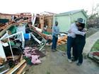 Mortos por tornados nos EUA chegam a 17