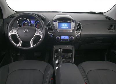 Hyundai New ix35 (Foto: Divulgação)