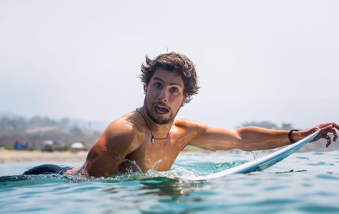 Ian Gouveia, filho de Fabinho Gouveia,  o mais novo brasileiro do CT (Foto: Reproduo/Instagram)