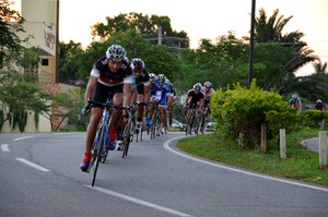 Open Rio Branco de Ciclismo no Parque da Maternidade (Foto: Nathacha Albuquerque)
