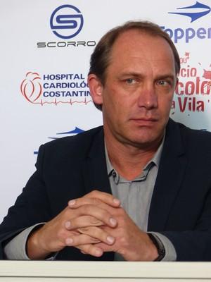 Hélcio Paraná (Foto: Monique Silva)