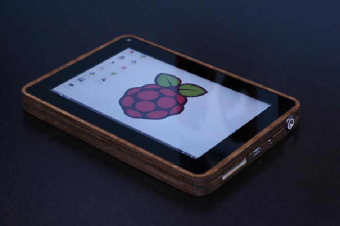 Tablet super econômico roda sistema operacional Linux (Foto: Divulgacao/PiPad)