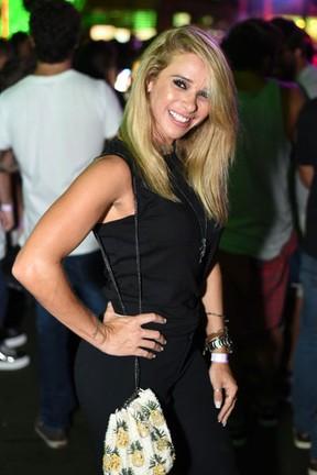 Dany Bananinha em show na Zona Norte do Rio (Foto: Ari Kaye/ Divulgação)