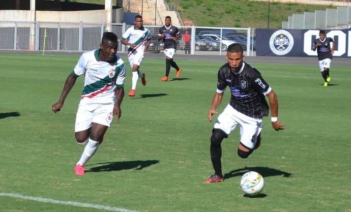 Rio Branco-ES e Real Noroeste disputaram a final do Capixabão Sub-20 2016 (Foto: Sidney Magno Novo/GloboEsporte.com)