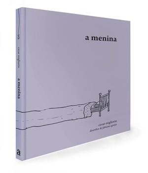 """O livro """"A menina"""" (Foto: Divulgação)"""