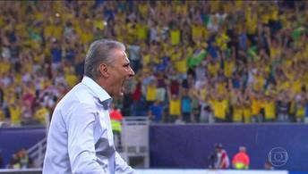 Veja a evolução da seleção brasileira após a entrada do técnico Tite (Pedro Martins / MoWA Press)