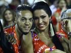 Belo não vê desfile de Gracyanne, mas vai à Sapucaí no dia de Vivi Araújo