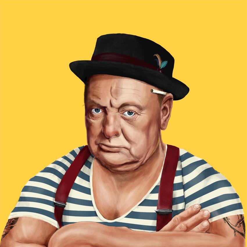 Winston Churchill (Foto: Divulgação)
