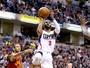"""Clippers """"abafam"""" polêmica de Griffin com vitória sobre os Pacers em Indiana"""