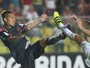 Flamengo vence, cola no G-4 e afunda ainda mais o América-MG na lanterna
