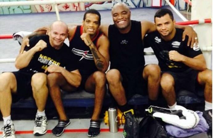 Alan Nuguette e Waldeci Silva (Foto: Reprodução/Facebook)