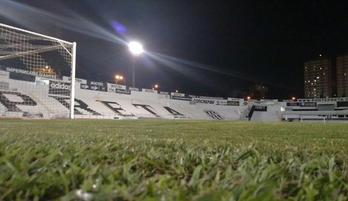 Estádio Moisés Lucarelli, Majestoso, Ponte Preta (Foto: Thiago Toledo/ PontePress)