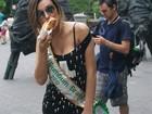 Urach rebate críticas de seguidores: 'Faço dieta quando quiser'