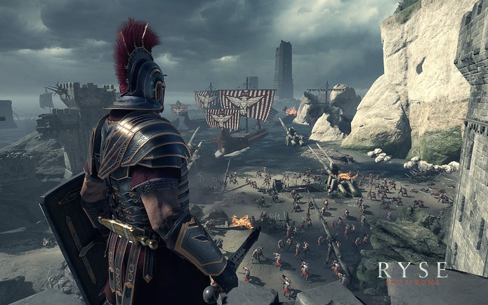 Tema Ryse: Son of Rome para WindowsTema Ryse: Son of Rome para Windows (Foto: Tema Ryse: Son of Rome para Windows)