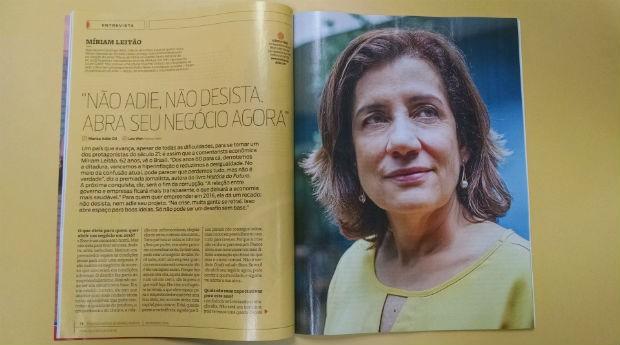 revista (Foto: Divulgação)
