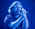 Pearl Jam se garante com repertrio (Flavio Moraes/G1)