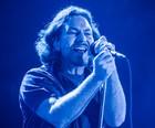Pearl Jam se garante com repertório (Flavio Moraes/G1)