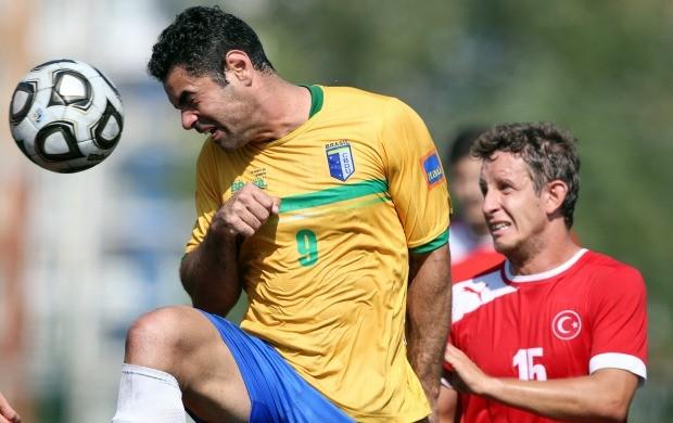 Brasil x Turquia futebol Universiade (Foto: Wander Roberto/Inovafoto)