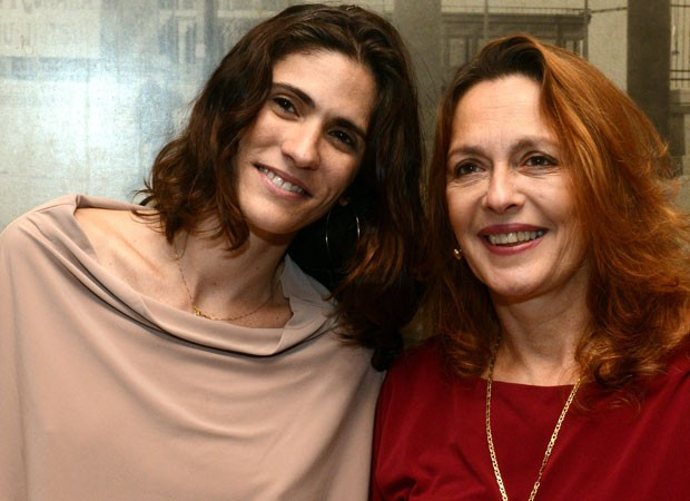 Maria Zilda Bethlem Maria Zilda vai a prmio com a companheira Quem QUEM News