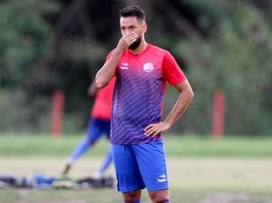Marco Antônio Náutico (Foto: Marlon Costa/ Pernambuco Press)