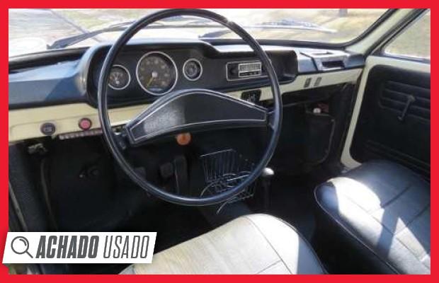 VW Brasília com 27 mil km rodados (Foto: Reprodução)