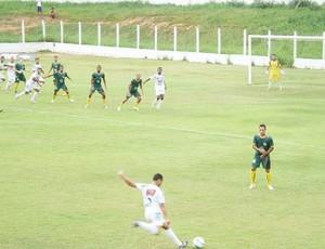 Cordindo e São José-MA jogam pelo primeiro turno do Campeonato Maranhense 2013 (Foto: Leonilson Mota / Divulgação)